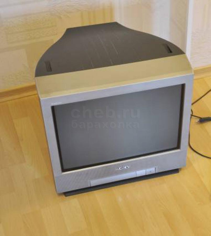 объявлений 2. продаю телевизор Sony kv-21ft1k. в отличном состоянии Диагональ 54см. пульт в исправном состоянии...