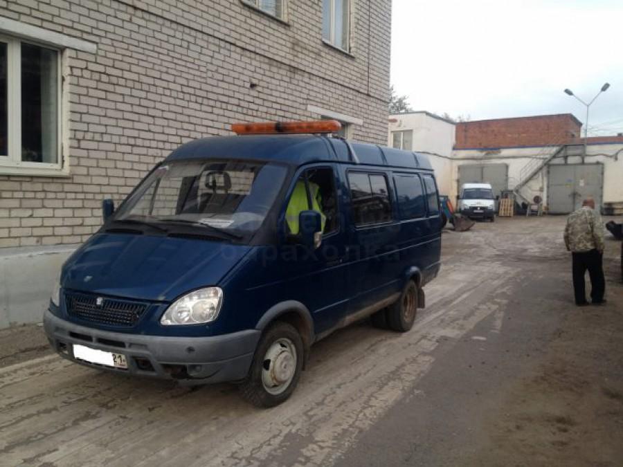 ГАЗ «Газель» 2705 '