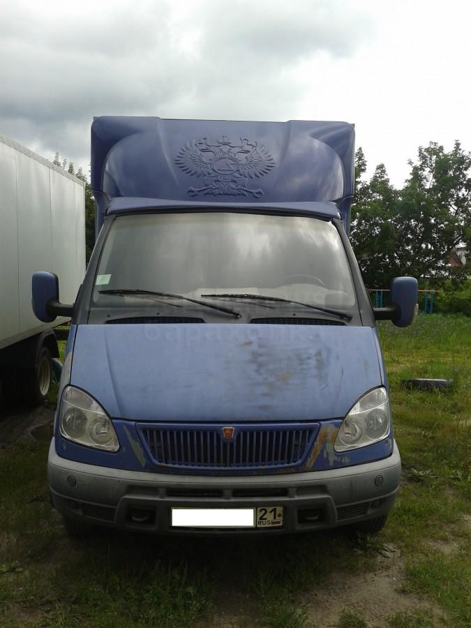 ГАЗ «Газель» 3302 '
