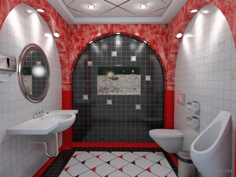 Туалетные комнаты фото