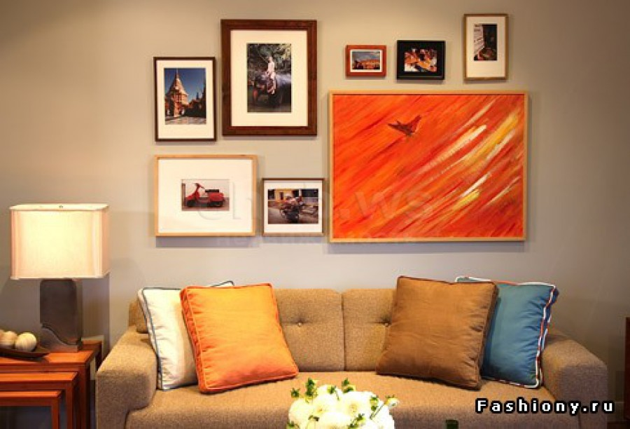 Картины для интерьера дома